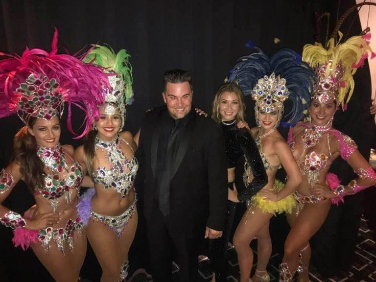 Adam Dean's showgirls