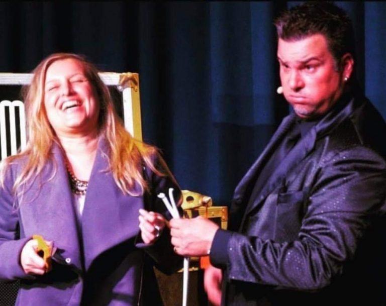 hilarious Sydney magician